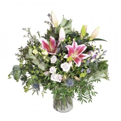 Kytice s liliemi